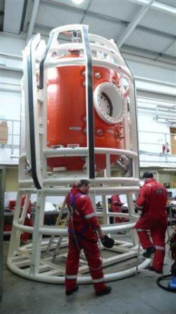 Seven Atlantic Diving Bell